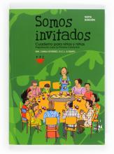 Somos invitados: preparación para la Primera Comunión. Cuaderno para niños y niñas